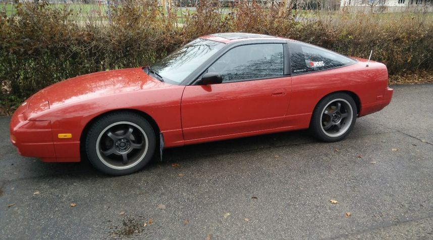 Main photo of Max Anderson's 1993 Nissan 240SX