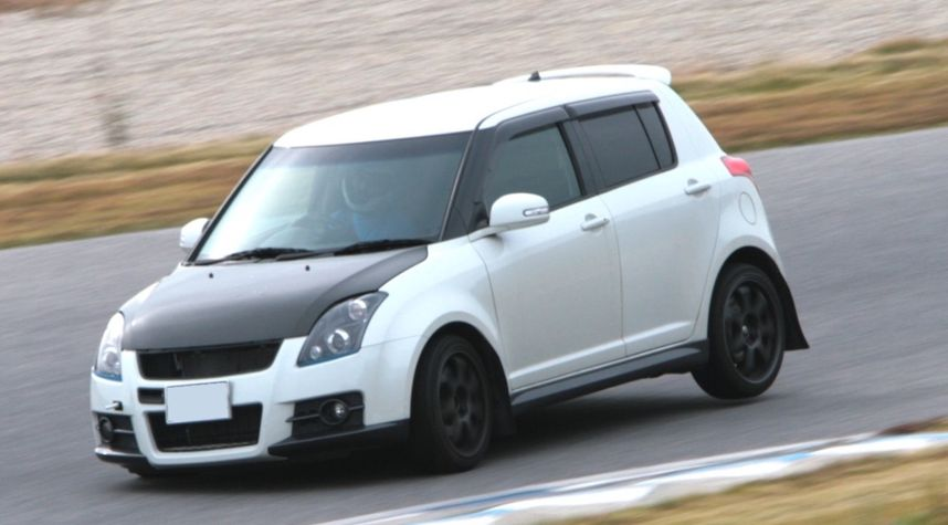 Main photo of Samuel Schick's 2010 Suzuki Swift