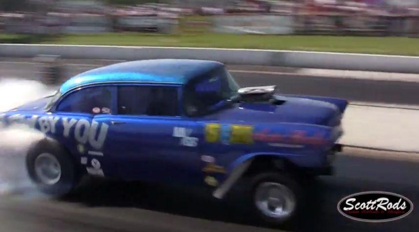 Main photo of Scott Johnson's 1955 Chevrolet 210