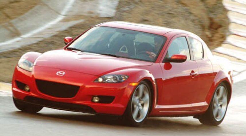 Main photo of Jonathan Samuelson's 2004 Mazda RX-8