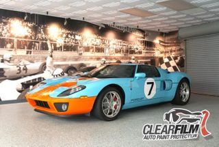 homepage tile photo for 2005 Ford GT Heritage Edition