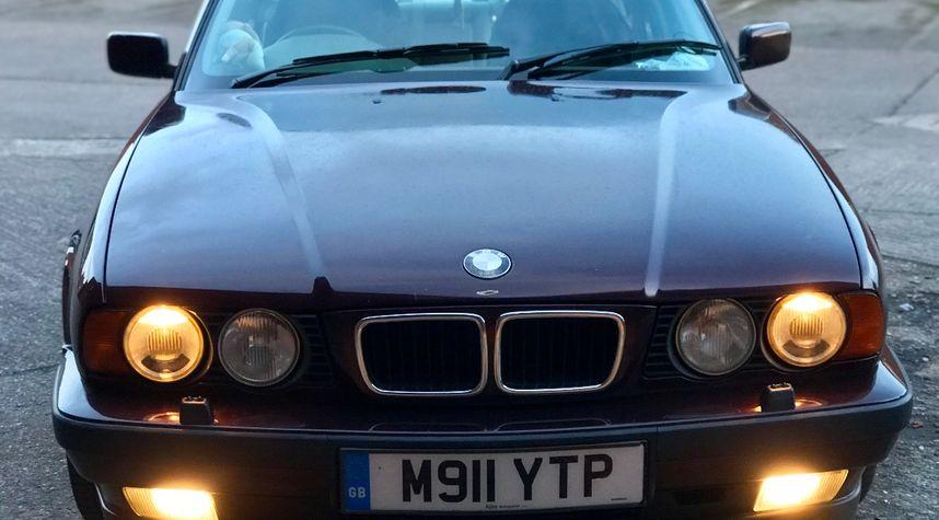 Main photo of Stefan Butler's 1994 BMW 5 Series