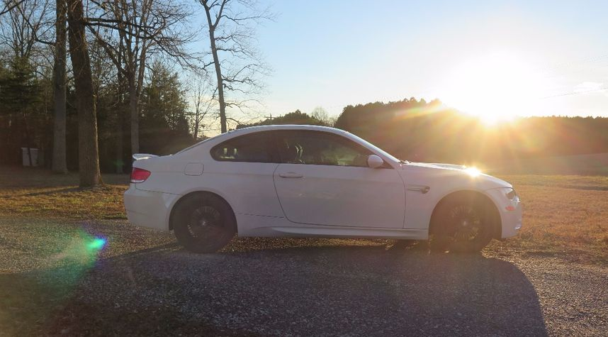 Main photo of Lee Hamlet's 2008 BMW M3
