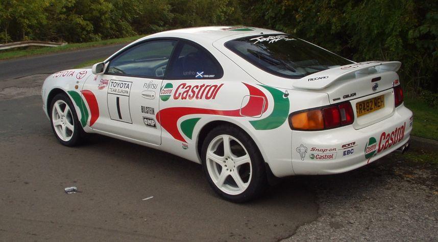 Main photo of Ryan Walker's 1998 Toyota Celica