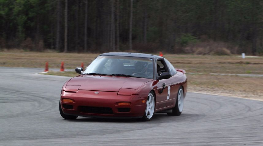 Main photo of Cone Dodger's 1991 Nissan 240SX
