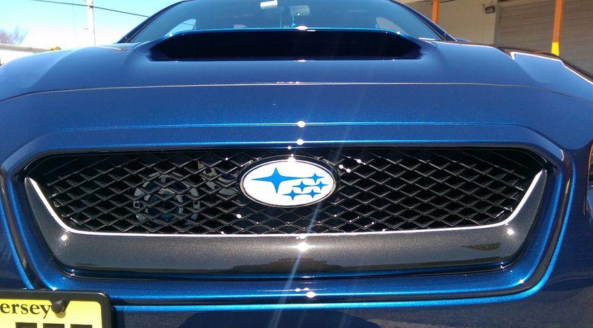 Main photo of John Dempsey's 2015 Subaru WRX