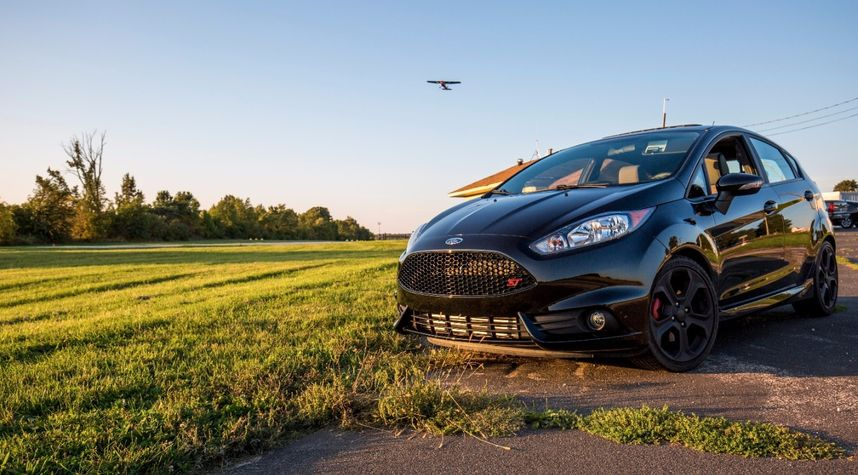 Main photo of Kyle SVT's 2015 Ford Fiesta