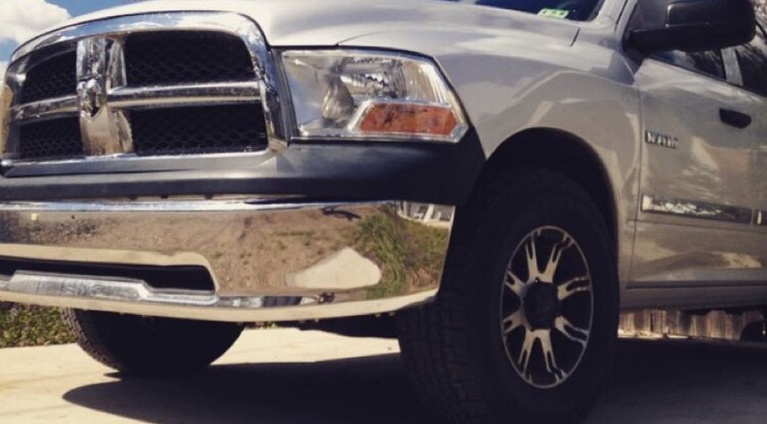 Main photo of Avery Herring's 2010 Dodge Ram Pickup 1500