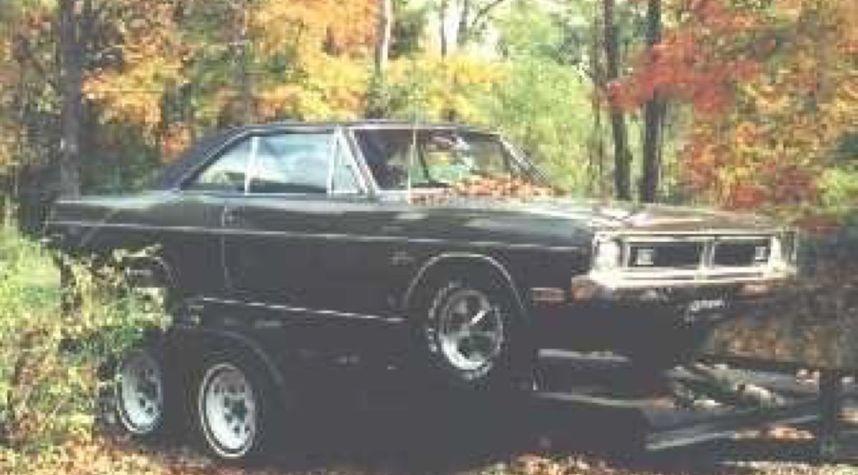 Main photo of Patrick Johns's 1971 Dodge Dart