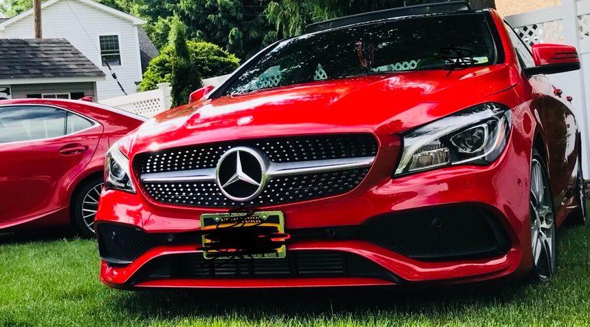 Main photo of Tony Torres's 2018 Mercedes-Benz CLA-Class
