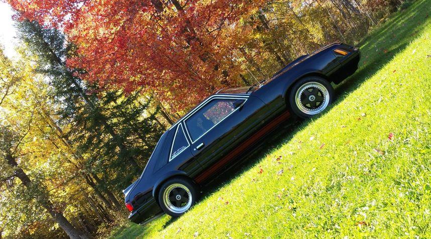 Main photo of Jordan Laskey's 1982 Ford Mustang