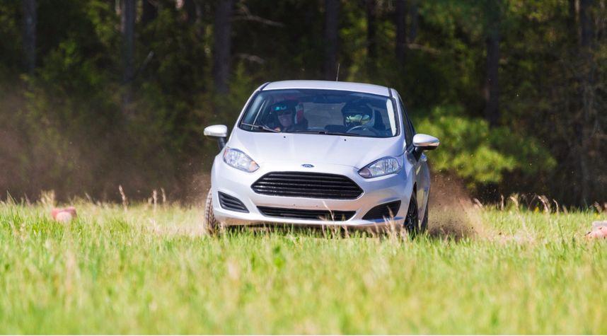 Main photo of Richard Mejia's 2014 Ford Fiesta