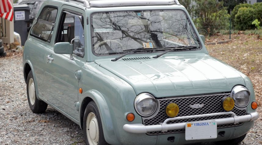 Main photo of Brekken Rose's 1989 Nissan Pao