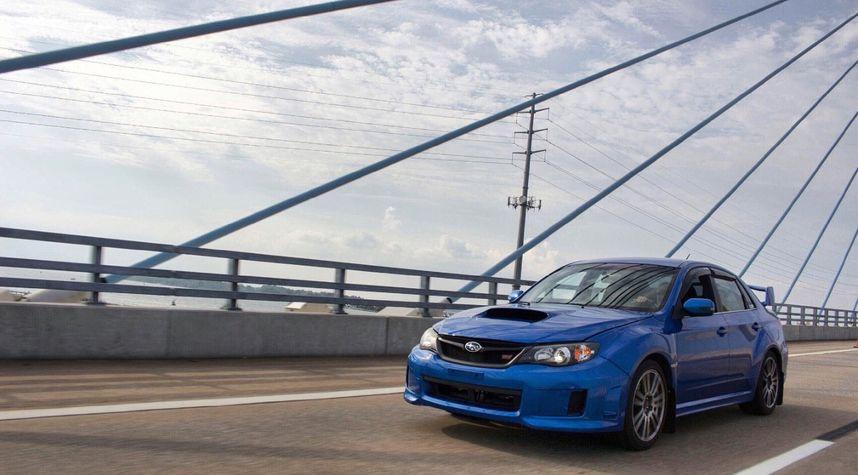 Main photo of Mitchell Bolton's 2013 Subaru Impreza_WRX