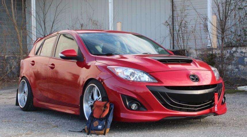 Main photo of Madison Dorman's 2010 Mazda MAZDASPEED3