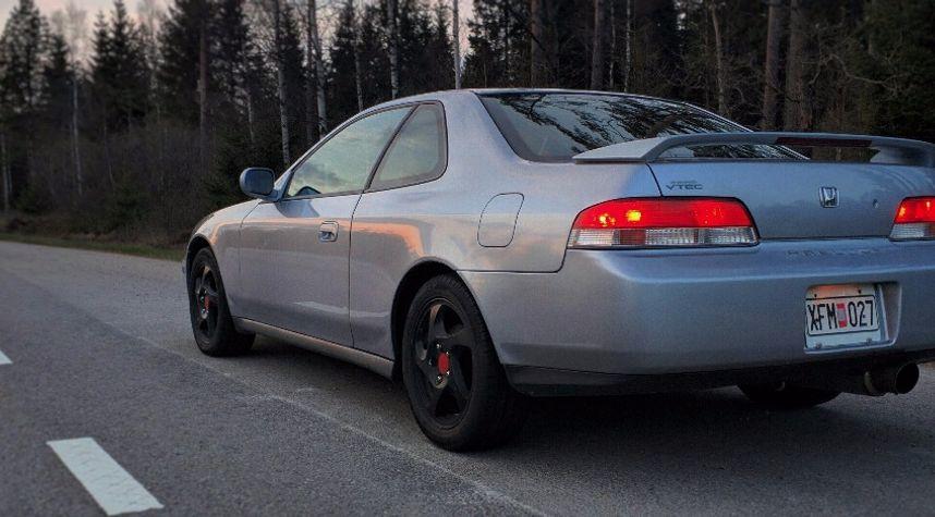 Main photo of Theo Claesson's 1997 Honda Prelude