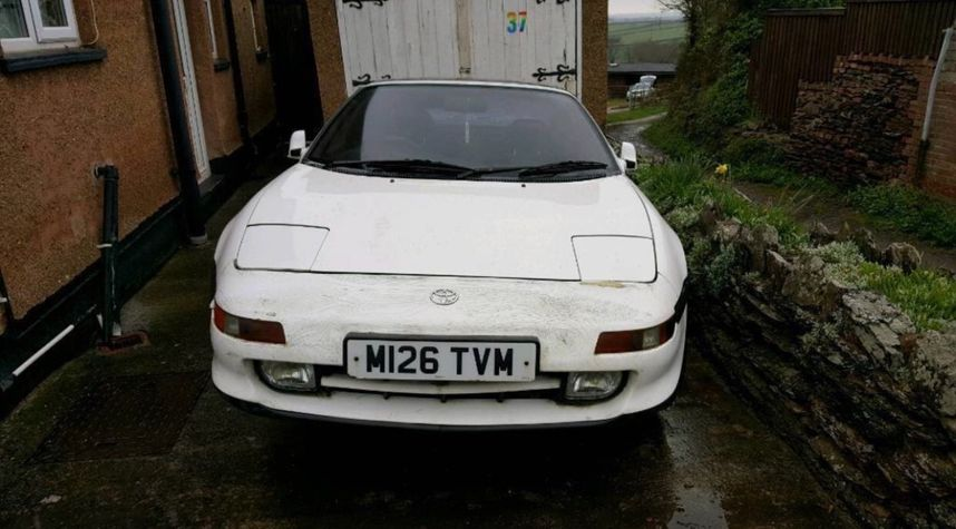 Main photo of Connor Ratcliffe's 1994 Toyota MR2