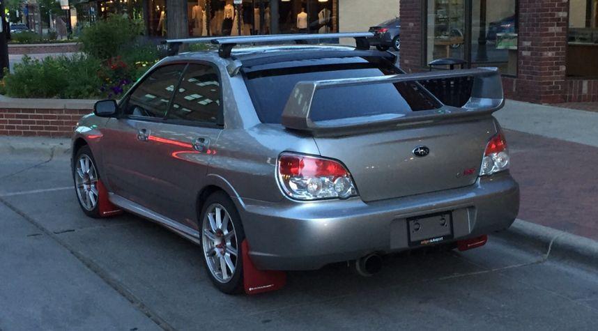 Main photo of Dieter Noesner's 2007 Subaru Impreza WRX