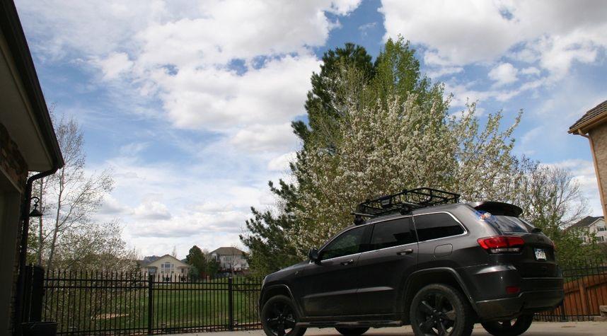 Main photo of Stefen Bellucci's 2015 Jeep Grand Cherokee