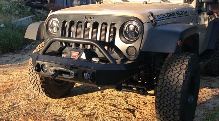 Main photo of Jake Stein's 2016 Jeep Wrangler