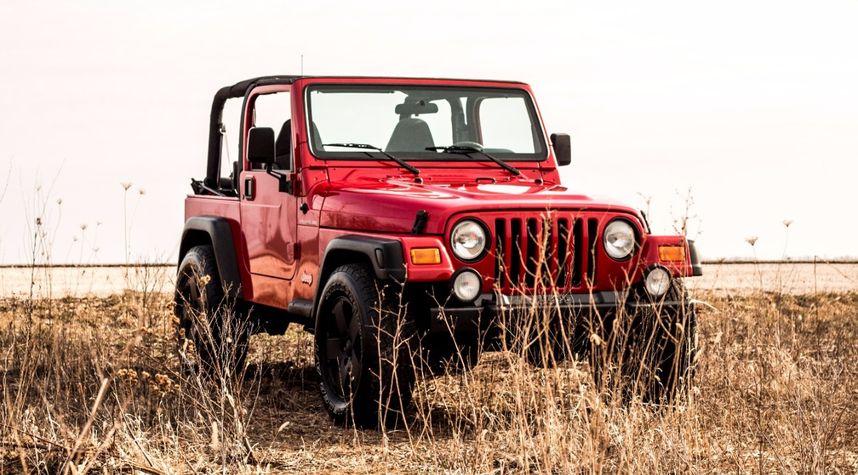 Main photo of Kyle SVT's 2001 Jeep Wrangler