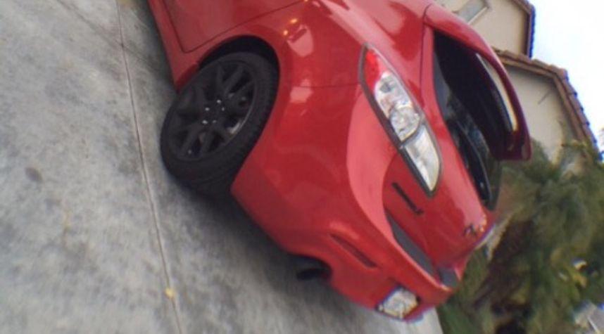 Main photo of Adam Dickerson's 2012 Mazda MAZDASPEED MAZDA3