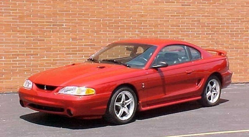 Main photo of Cameron Stuart's 1998 Ford Mustang SVT Cobra