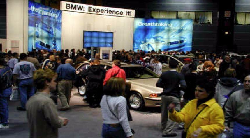 Main photo of Brandon Wood's 2000 BMW 5 Series