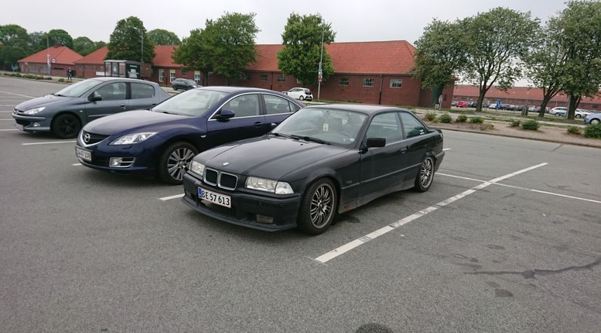 Main photo of Morten  Pedersen 's 1992 BMW 318is