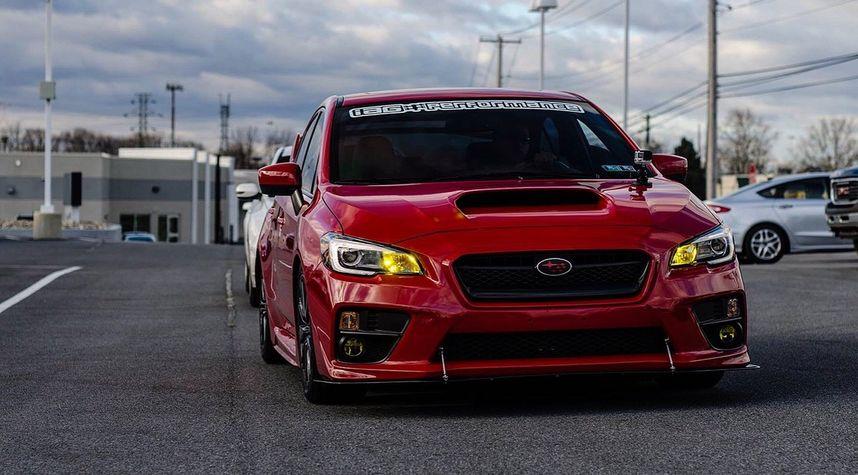 Main photo of Edward Moore's 2015 Subaru WRX