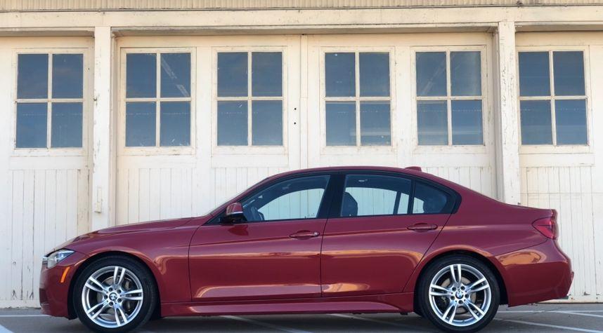 Main photo of Jason Connor's 2016 BMW 328d