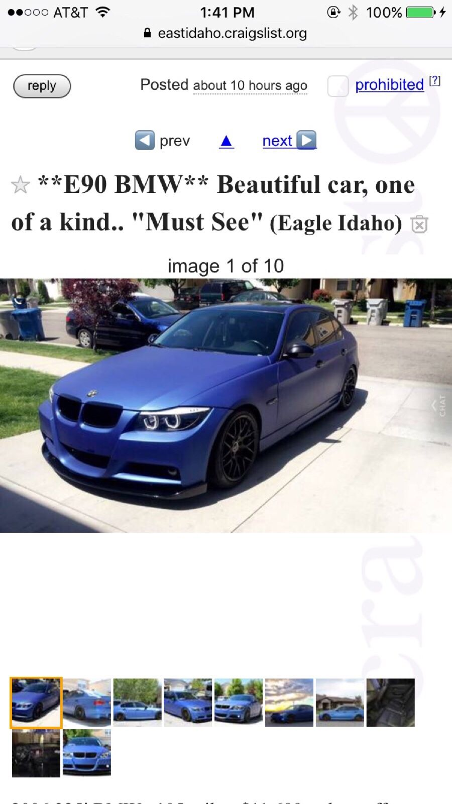 Gggghh Ggfggh S 2006 Bmw 3 Series On Wheelwell All info is in this craigslist ad except i forgot to add that it has a new battery as well. 2006 bmw 3 series on wheelwell
