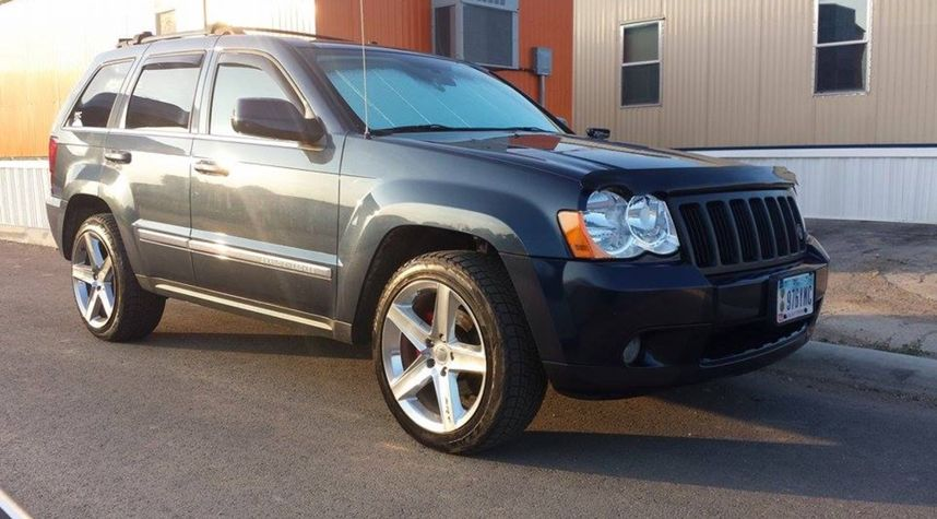 Main photo of Matt Kremer's 2009 Jeep Grand Cherokee