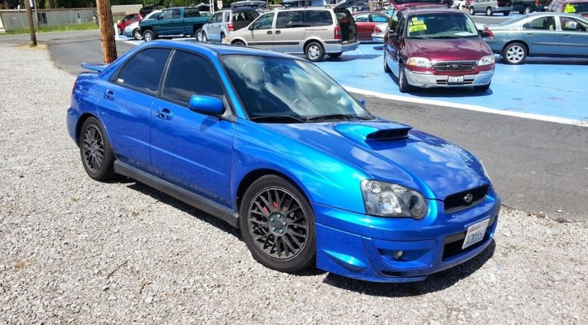 Main photo of Kealoha DeBord's 2004 Subaru Impreza