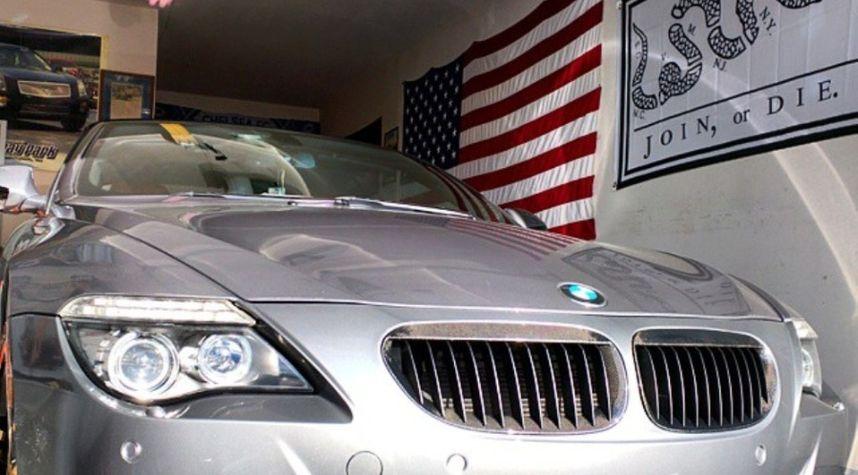 Main photo of William Moscato's 2010 BMW M6