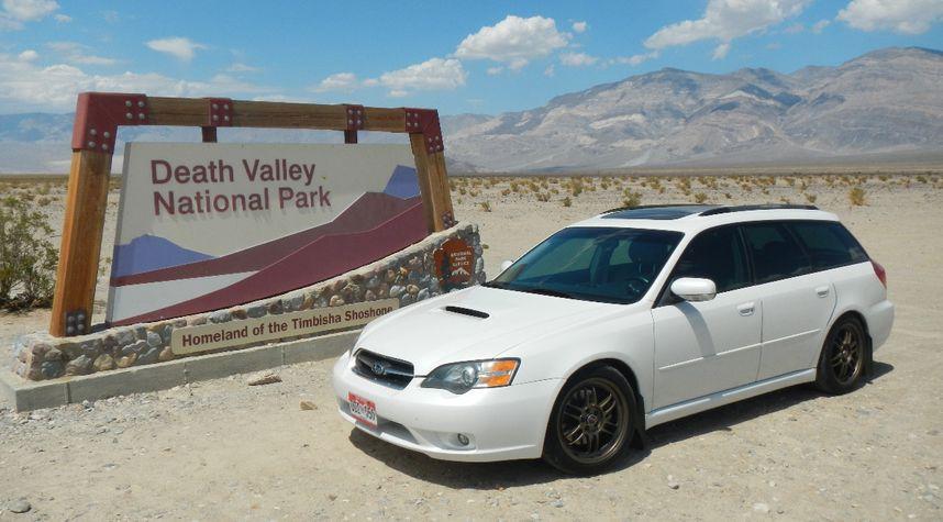 Main photo of Joe McWilliams's 2005 Subaru Legacy