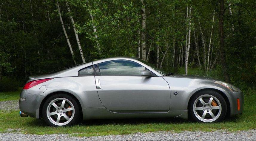 Main photo of Zach Tetrault's 2003 Nissan 350Z