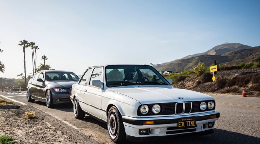 Main photo of Stephen Villagrasa's 1991 BMW 318is
