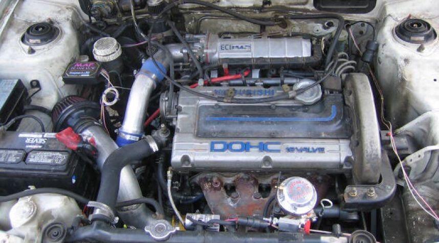 Main photo of Craig Hillyer's 1990 Dodge Colt