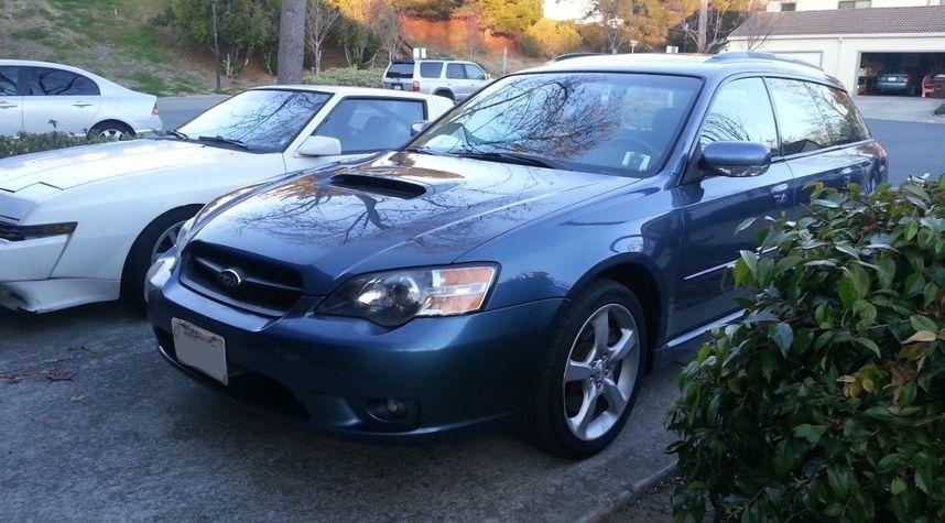 Main photo of Leonard DeJesus's 2005 Subaru Legacy