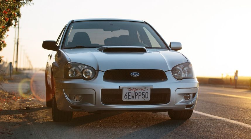 Main photo of Joseph Kennelty's 2004 Subaru Impreza WRX