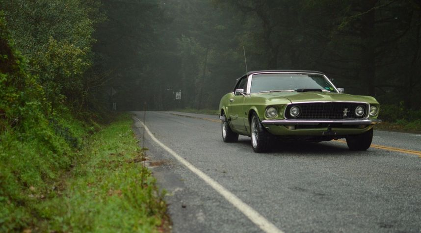 Main photo of Armon Ebrahimian's 1969 Ford Mustang