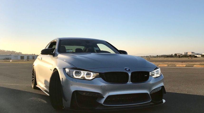 Main photo of Graham Werle's 2016 BMW M4