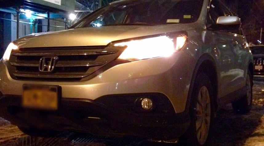 Main photo of John Drobenko's 2012 Honda CR-V