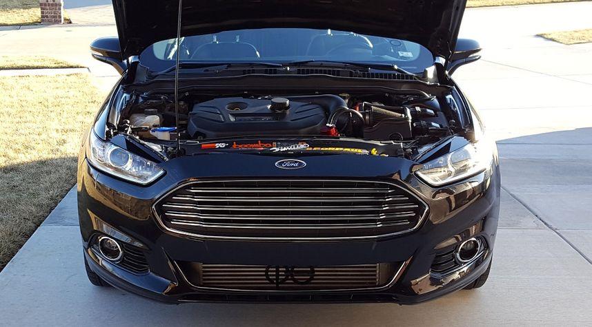 Main photo of Jeff Pelekanos's 2013 Ford Fusion