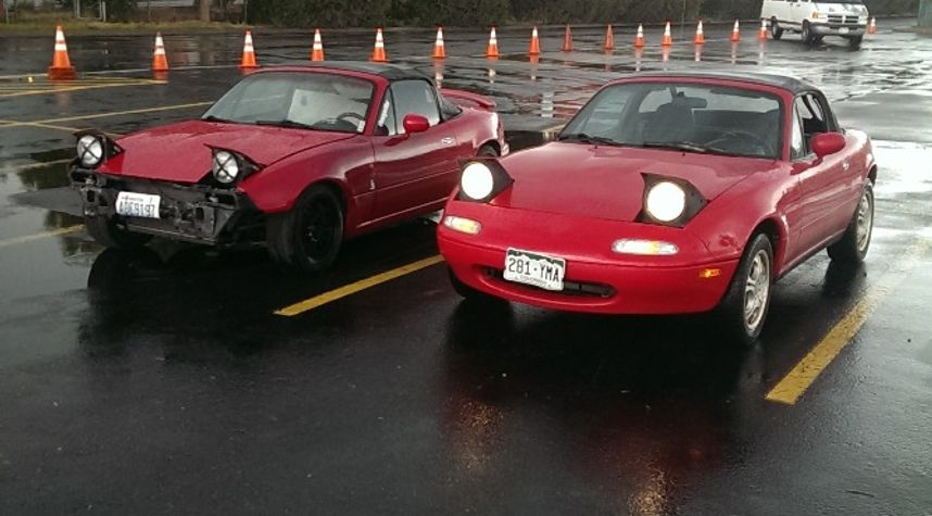 Main photo of George Grinestaff's 1997 Mazda MX-5 Miata