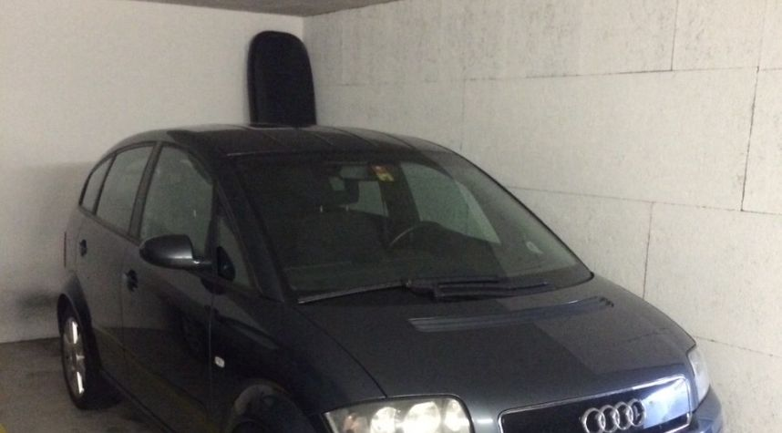 Main photo of Owen Whelan's 2002 Audi A2