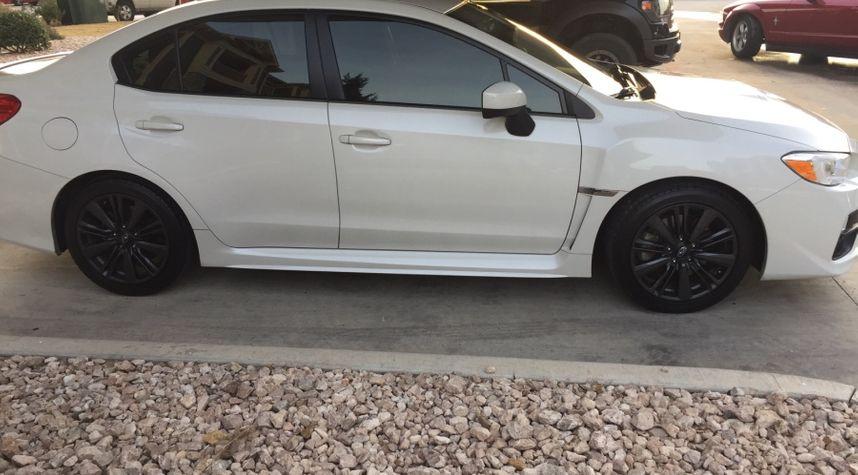 Main photo of Blake Smedley's 2015 Subaru WRX