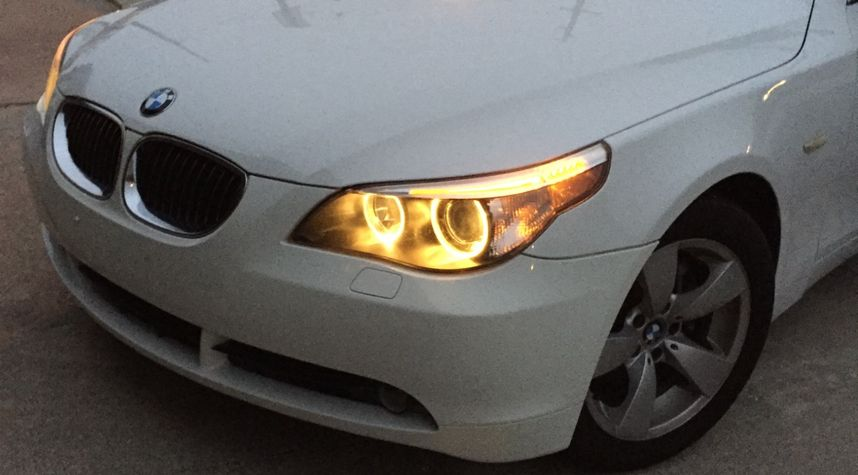 Main photo of Lester Cansino's 2007 BMW 535