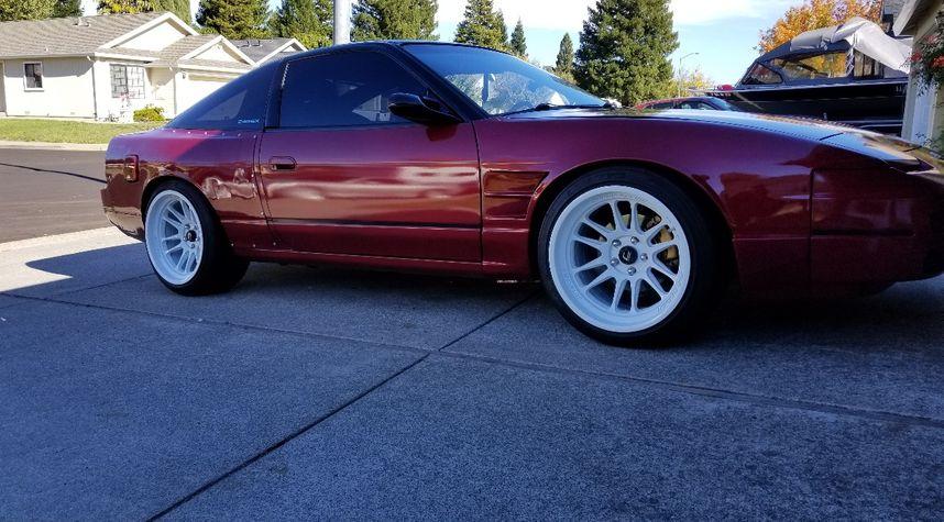Main photo of Zachary Johnson's 1993 Nissan 240SX